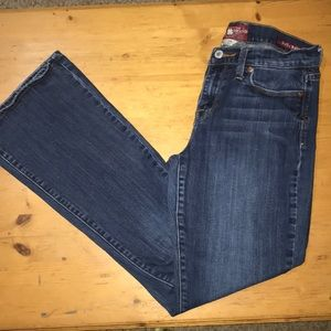 Lucky Brand Sofia Boot cut jeans size 8